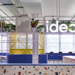 伦敦Idean全球设计工作室