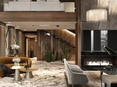 极致空间设计,不同凡响的奢华体验!